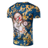New Fashion Short-sleeved T-shirt