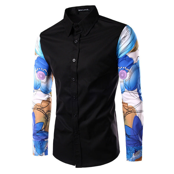 FASHION SLIM MEN'S SHIRTS