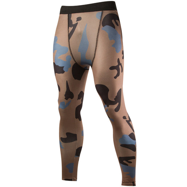 FASHION CAMOUFLAGE TROUSERS