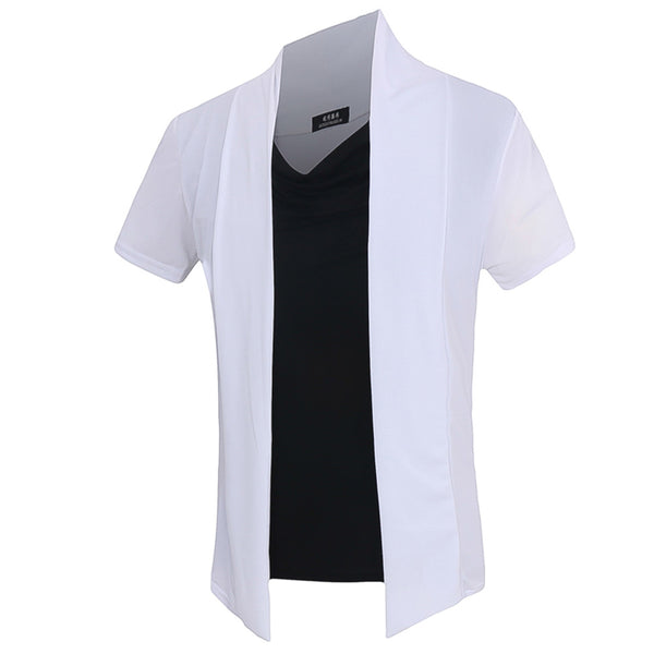 New Fashion Men's Casual Short Sleeve T-shirts