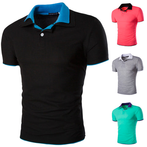 15 Colors Mens Short Sleeve T-shirts