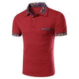 New Men's Short-sleeved T-shirt