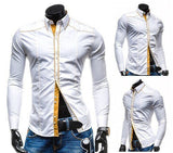 Shirts - Fashion Long Sleeve Spring Shirt (Exclusive Deal)