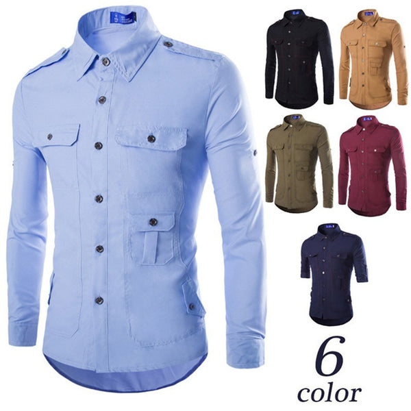 Shirts - Outdoor Long-Sleeves Shirts
