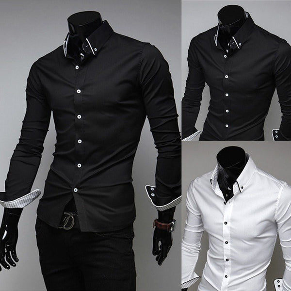 Shirts - Stylish Slim Fit Shirt (Exclusive Deal)
