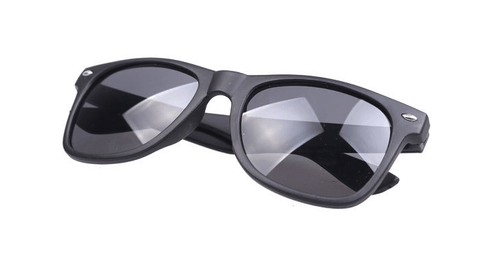 Sunglasses - Fashion Silver Mirror Sunglasses