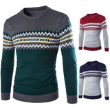 Sweater - British O-Neck Sweater