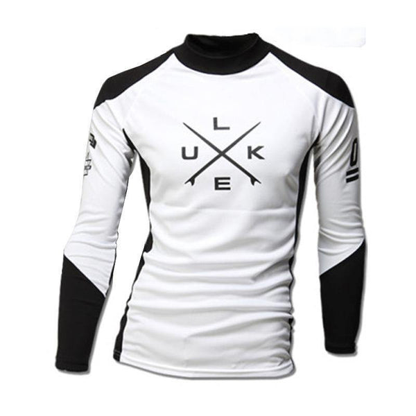 T-Shirt - Casual Long Sleeve T-Shirt
