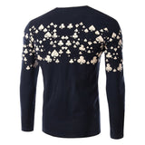 T-Shirt - Fashion Printing Long Sleeve T-Shirt