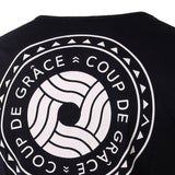T-Shirt - Volleyball Print Short Sleeve T-Shirt