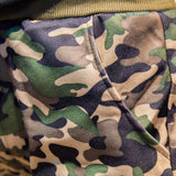 Trousers - Camouflage Sports Pants