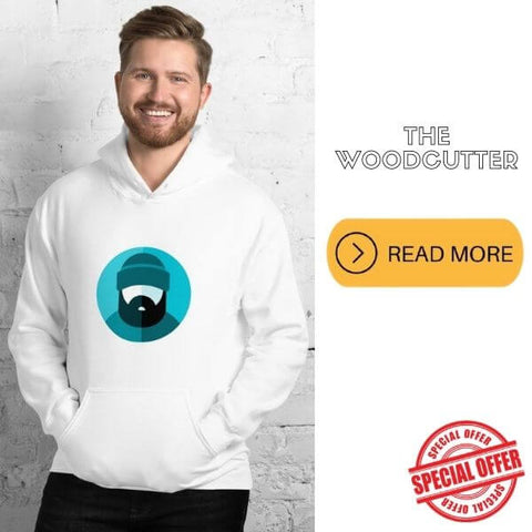 HOODIES THE WOODCUTTER