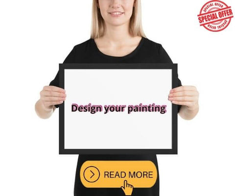 DESIGN YOUR  PAINTING