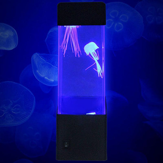 LED Jellyfish Lamp
