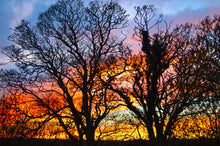 Load image into Gallery viewer, 'Fiery Sky, Pembrokeshire'