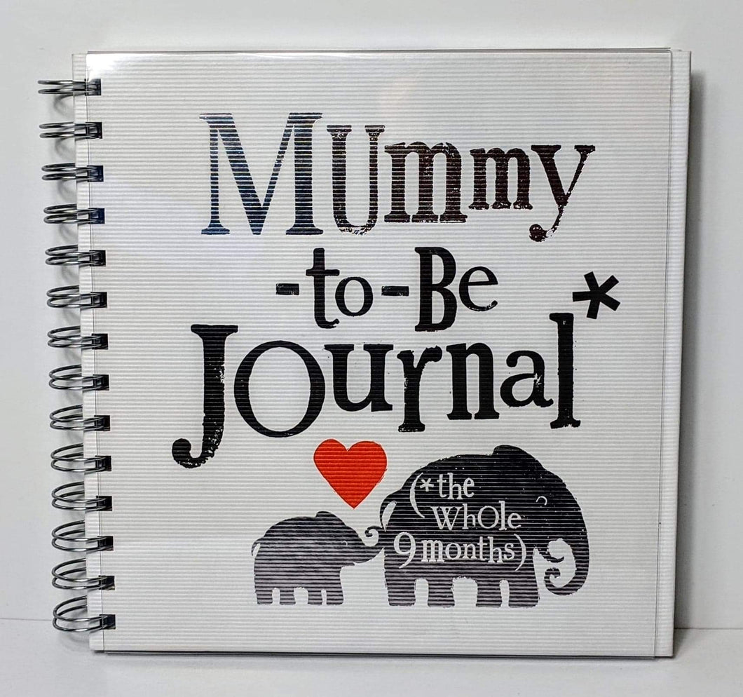 Bright Side's Mummy-To-Be Journal