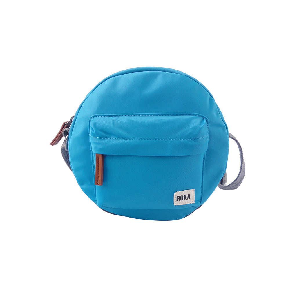 ROKA Paddington B Crossbody Small Bag - Turquoise