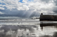 Load image into Gallery viewer, 'Storm Approaching Saundersfoot'