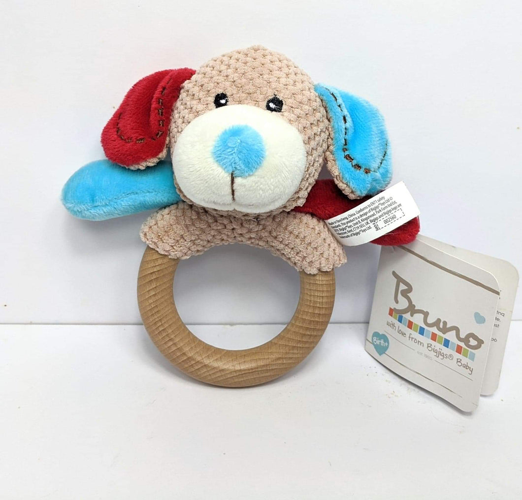 Bruno Ring Rattle Toy