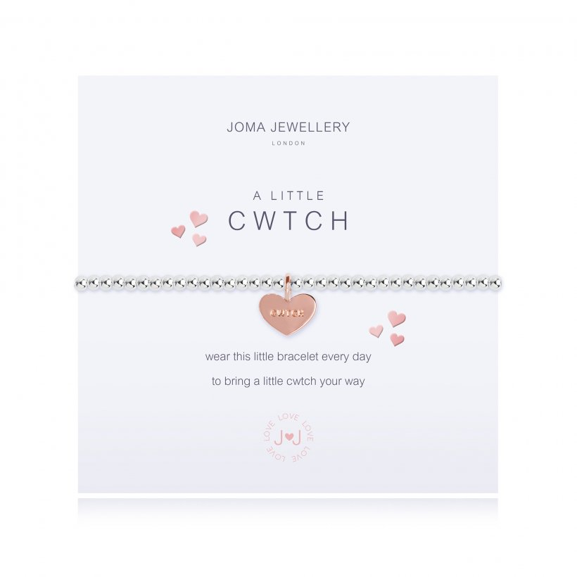 Joma Jewellery 'Cwtch' Bracelet