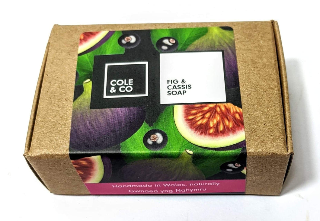Cole & co. 'Fig and Cassis' Soap in a Box