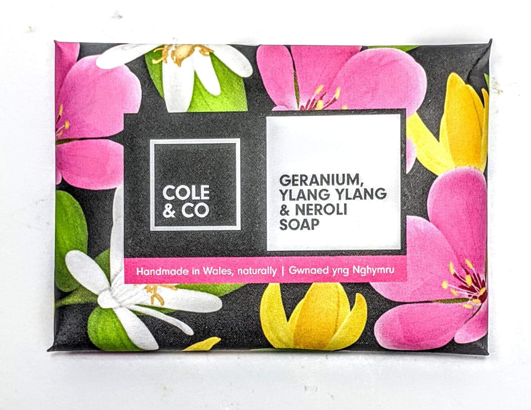 Cole & co. 'Geranium, Ylang Ylang and Neroli' Mini Soap