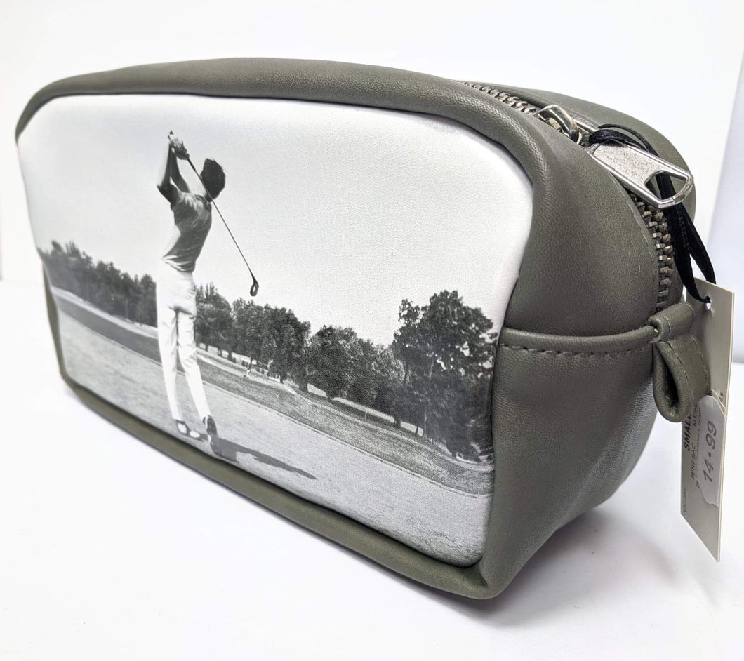 Men's Golfer Toiletries Bag