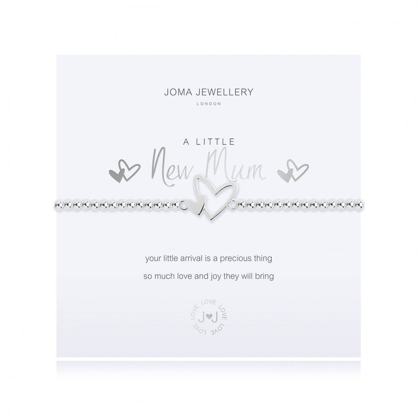 Joma Jewellery 'A Little New Mum' Bracelet