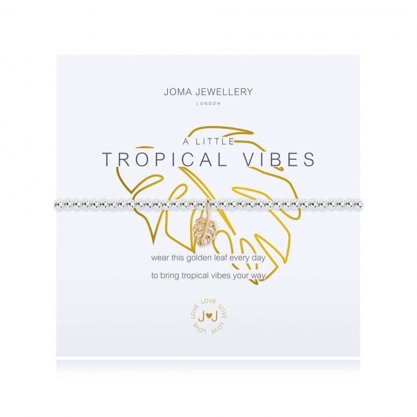 Joma Jewellery 'A Little Tropical Vibes' Bracelet