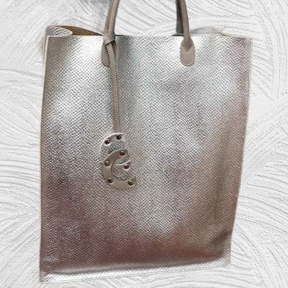 Carouzou Shopping moonlight snake bag