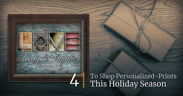 4 Reasons To Shop Personal-Prints This Holiday Season
