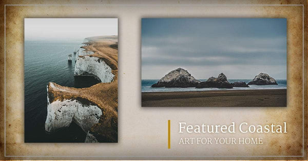 Featured Coastal Art For Your Home