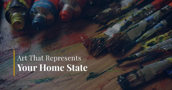 Art That Represents Your Home State