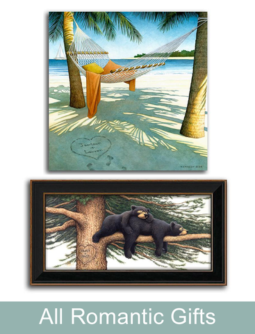 View all personalized romantic art