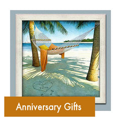 Personalized Romantic Anniversary Art Gifts for Couples