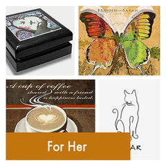Personalized Art Gifts For Her