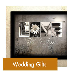 Personalized Romantic Wedding Gifts for Couples