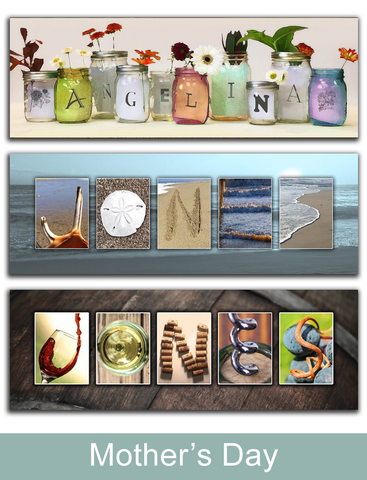 Mothers Day Personalized Gifts for Mom