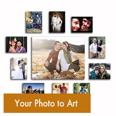 Your Photo to Canvas