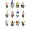 Birth month flower chart from Personal-Prints