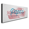 Dad or Grandpa Gift - Personalized Garage Car Sign