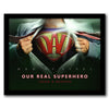 Super Hero Dad Personalized Gift from Personal Prints