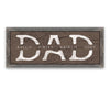 Dad & Children Personalized Sign