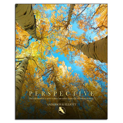 Perspective inspirational art print - personalized for you