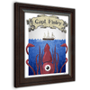 Personalized Art - Framed wall decor for kids room from personal-prints