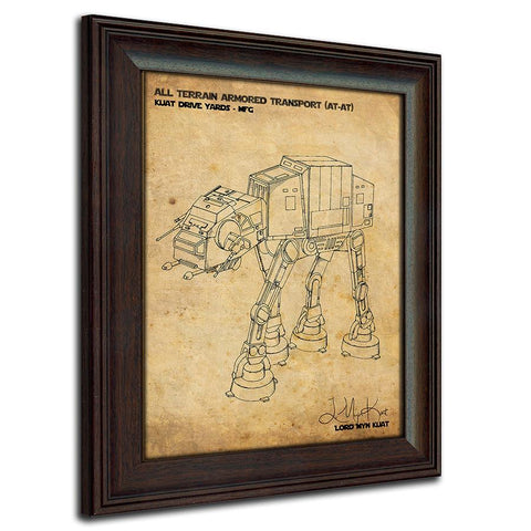 Star Wars - Patent Art