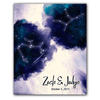 Zodiac Sign Art - Personalized Romantic Gift from Personal Prints