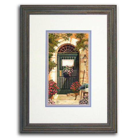 Tuscan Welcome - Original Painting