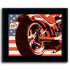 Patriotic Framed Artwork from Personal Prints