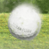 Woman's Golf Personalized Print
